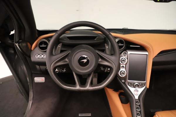 New 2020 McLaren 720S Spider Convertible for sale $372,250 at Maserati of Westport in Westport CT 06880 9