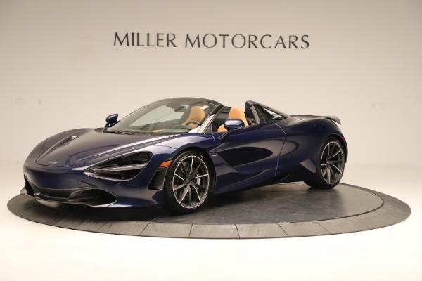 New 2020 McLaren 720S Spider for sale $372,250 at Maserati of Westport in Westport CT 06880 1