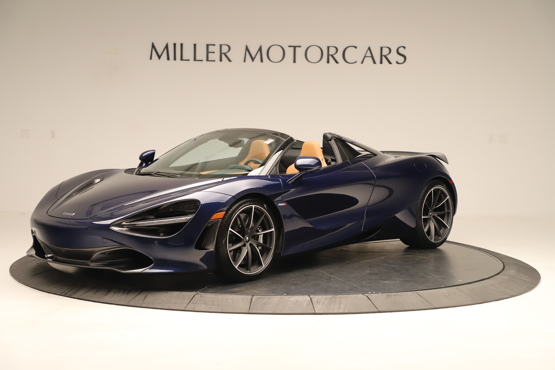 Used 2020 McLaren 720S Spider for sale $349,990 at Maserati of Westport in Westport CT 06880 1