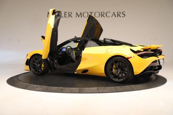 New 2020 McLaren 720S SPIDER Convertible for sale Sold at Maserati of Westport in Westport CT 06880 19