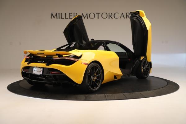 New 2020 McLaren 720S SPIDER Convertible for sale Sold at Maserati of Westport in Westport CT 06880 21