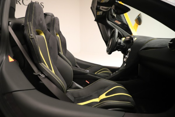 New 2020 McLaren 720S SPIDER Convertible for sale Sold at Maserati of Westport in Westport CT 06880 25