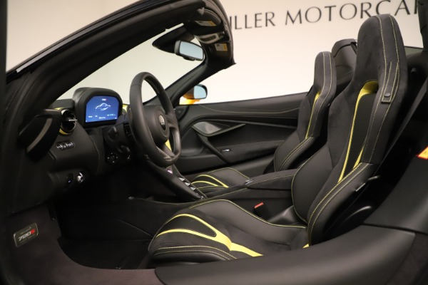 New 2020 McLaren 720S SPIDER Convertible for sale Sold at Maserati of Westport in Westport CT 06880 27