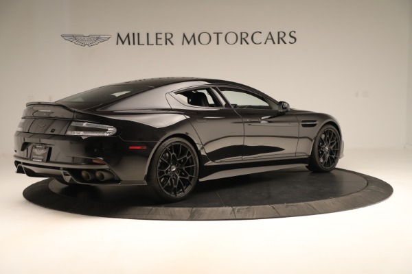 Used 2019 Aston Martin Rapide V12 AMR for sale $199,900 at Maserati of Westport in Westport CT 06880 7
