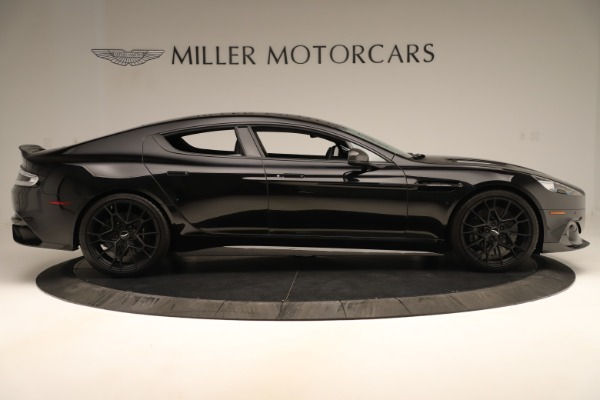 Used 2019 Aston Martin Rapide V12 AMR for sale $199,900 at Maserati of Westport in Westport CT 06880 8