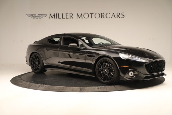 Used 2019 Aston Martin Rapide V12 AMR for sale $199,900 at Maserati of Westport in Westport CT 06880 9