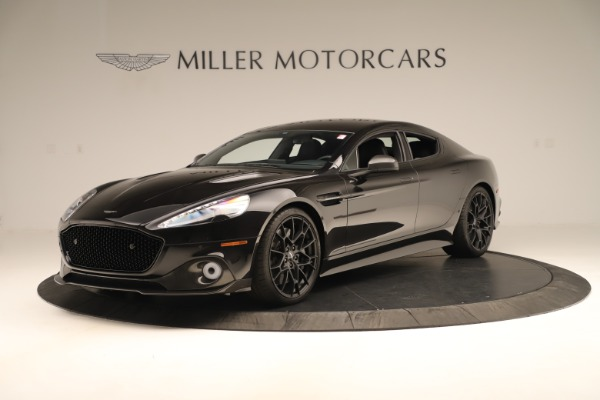 Used 2019 Aston Martin Rapide V12 AMR for sale $199,900 at Maserati of Westport in Westport CT 06880 1