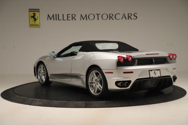 Used 2008 Ferrari F430 Spider for sale $129,900 at Maserati of Westport in Westport CT 06880 13