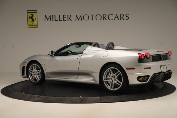 Used 2008 Ferrari F430 Spider for sale $129,900 at Maserati of Westport in Westport CT 06880 4