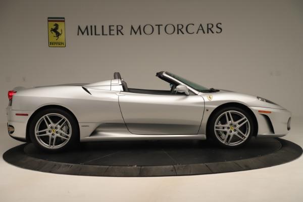Used 2008 Ferrari F430 Spider for sale $129,900 at Maserati of Westport in Westport CT 06880 9