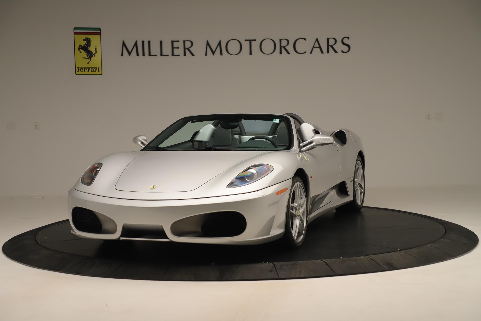 Used 2008 Ferrari F430 Spider for sale $129,900 at Maserati of Westport in Westport CT 06880 1