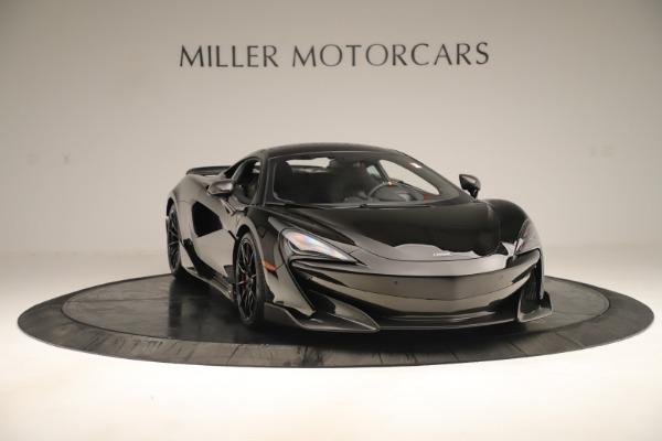 Used 2019 McLaren 600LT Luxury for sale $234,900 at Maserati of Westport in Westport CT 06880 10