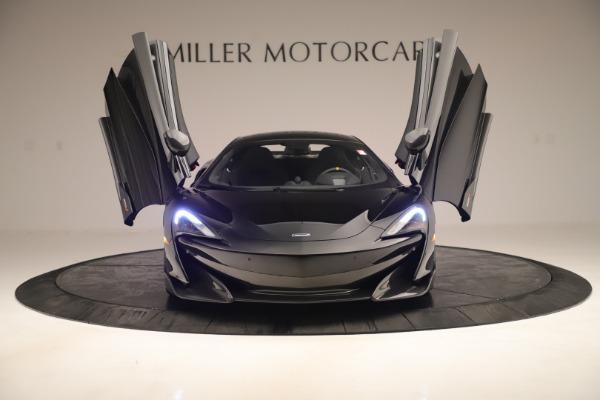 Used 2019 McLaren 600LT Luxury for sale $234,900 at Maserati of Westport in Westport CT 06880 12