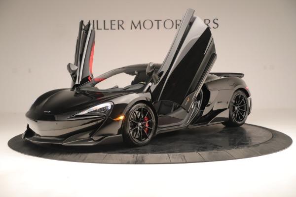 Used 2019 McLaren 600LT Luxury for sale $234,900 at Maserati of Westport in Westport CT 06880 13