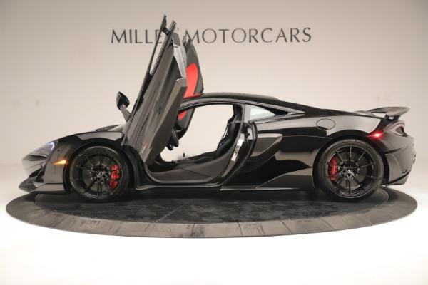 Used 2019 McLaren 600LT Luxury for sale $234,900 at Maserati of Westport in Westport CT 06880 14