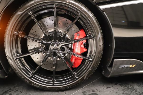 Used 2019 McLaren 600LT Luxury for sale $234,900 at Maserati of Westport in Westport CT 06880 15