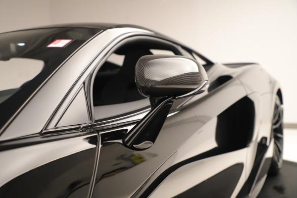 Used 2019 McLaren 600LT Luxury for sale $234,900 at Maserati of Westport in Westport CT 06880 16