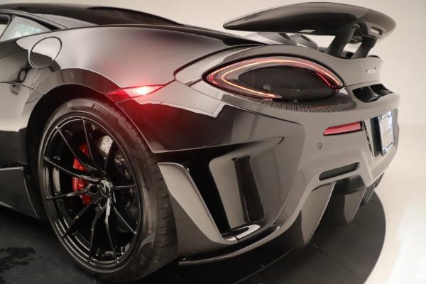 Used 2019 McLaren 600LT Luxury for sale $234,900 at Maserati of Westport in Westport CT 06880 17