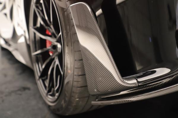 Used 2019 McLaren 600LT Luxury for sale $234,900 at Maserati of Westport in Westport CT 06880 18