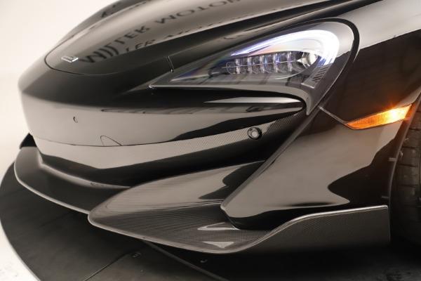 Used 2019 McLaren 600LT Luxury for sale $234,900 at Maserati of Westport in Westport CT 06880 19