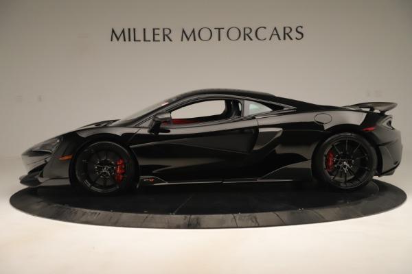 Used 2019 McLaren 600LT Luxury for sale $234,900 at Maserati of Westport in Westport CT 06880 2