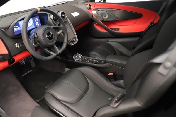 Used 2019 McLaren 600LT Luxury for sale $234,900 at Maserati of Westport in Westport CT 06880 20