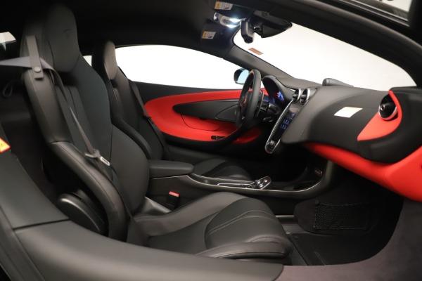 Used 2019 McLaren 600LT Luxury for sale $234,900 at Maserati of Westport in Westport CT 06880 24