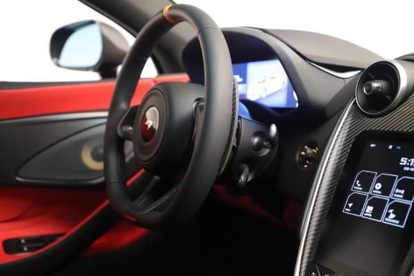 Used 2019 McLaren 600LT Luxury for sale $234,900 at Maserati of Westport in Westport CT 06880 26
