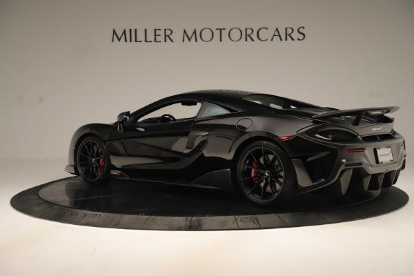 Used 2019 McLaren 600LT Luxury for sale $234,900 at Maserati of Westport in Westport CT 06880 3