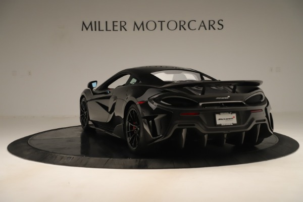 Used 2019 McLaren 600LT Luxury for sale $234,900 at Maserati of Westport in Westport CT 06880 4
