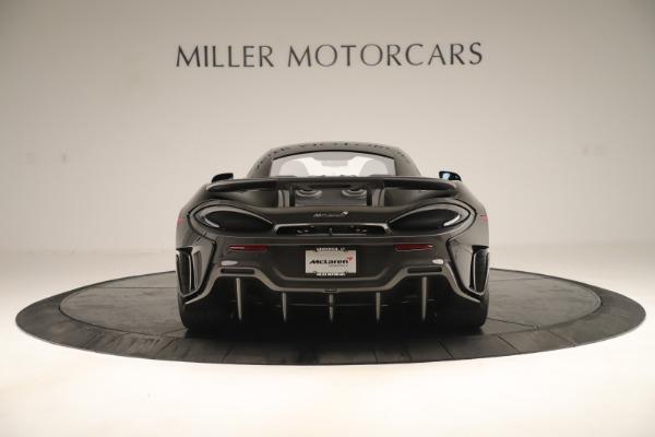 Used 2019 McLaren 600LT Luxury for sale $234,900 at Maserati of Westport in Westport CT 06880 5