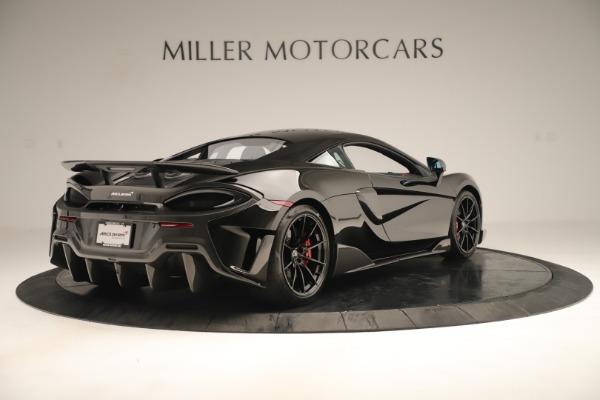 Used 2019 McLaren 600LT Luxury for sale $234,900 at Maserati of Westport in Westport CT 06880 6