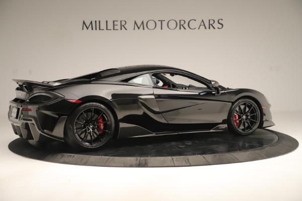 Used 2019 McLaren 600LT Luxury for sale $234,900 at Maserati of Westport in Westport CT 06880 7