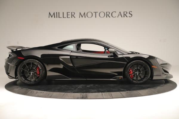 Used 2019 McLaren 600LT Luxury for sale $234,900 at Maserati of Westport in Westport CT 06880 8