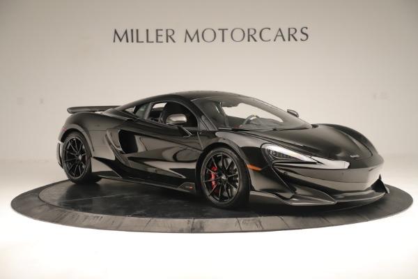 Used 2019 McLaren 600LT Luxury for sale $234,900 at Maserati of Westport in Westport CT 06880 9
