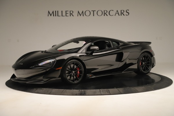 Used 2019 McLaren 600LT Luxury for sale $234,900 at Maserati of Westport in Westport CT 06880 1