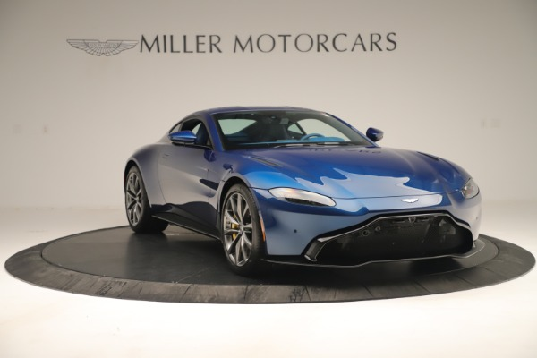 Used 2020 Aston Martin Vantage Coupe for sale Sold at Maserati of Westport in Westport CT 06880 11