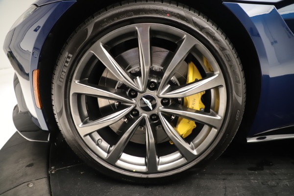 Used 2020 Aston Martin Vantage Coupe for sale Sold at Maserati of Westport in Westport CT 06880 13