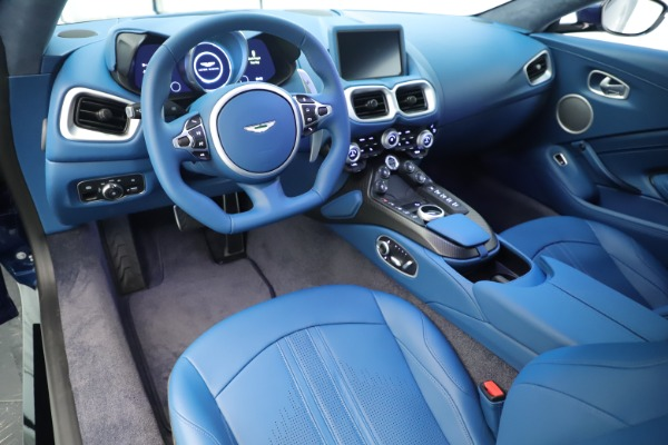 Used 2020 Aston Martin Vantage Coupe for sale Sold at Maserati of Westport in Westport CT 06880 14