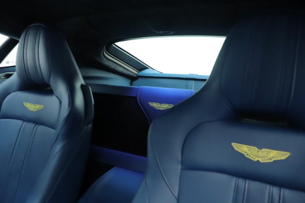Used 2020 Aston Martin Vantage Coupe for sale Sold at Maserati of Westport in Westport CT 06880 18
