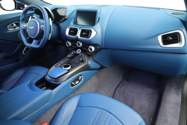 Used 2020 Aston Martin Vantage Coupe for sale Sold at Maserati of Westport in Westport CT 06880 19