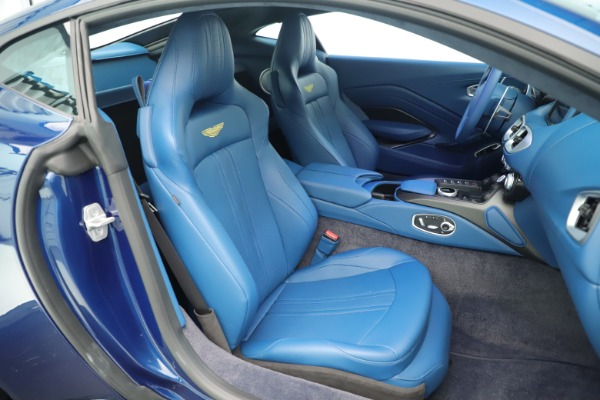 Used 2020 Aston Martin Vantage Coupe for sale Sold at Maserati of Westport in Westport CT 06880 21
