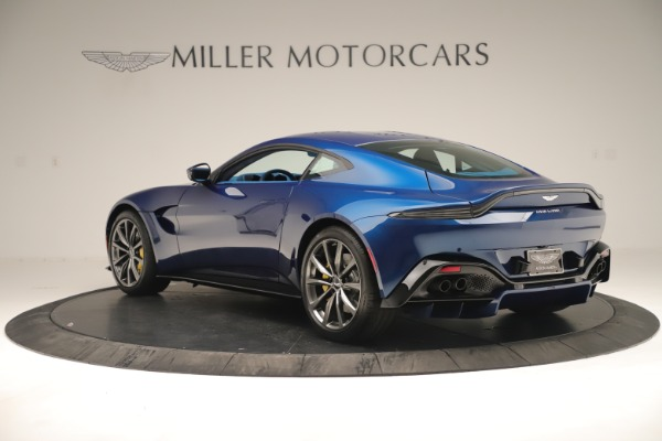 Used 2020 Aston Martin Vantage Coupe for sale Sold at Maserati of Westport in Westport CT 06880 5