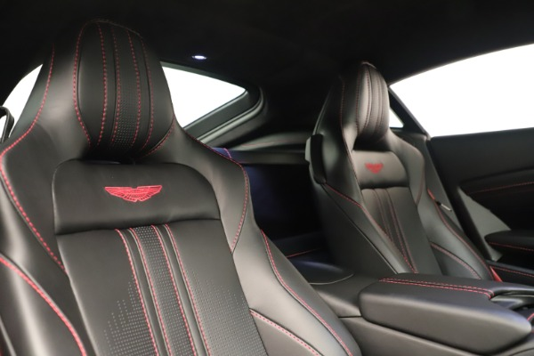 New 2020 Aston Martin Vantage Coupe for sale Sold at Maserati of Westport in Westport CT 06880 17