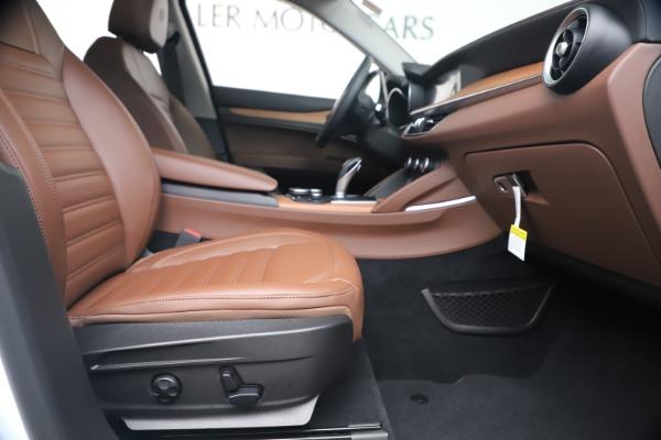 New 2019 Alfa Romeo Stelvio Ti Lusso Q4 for sale Sold at Maserati of Westport in Westport CT 06880 23