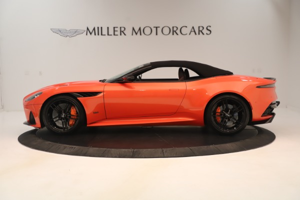 New 2020 Aston Martin DBS Superleggera for sale Sold at Maserati of Westport in Westport CT 06880 22