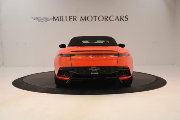 New 2020 Aston Martin DBS Superleggera for sale Sold at Maserati of Westport in Westport CT 06880 25