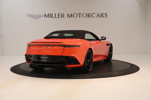 New 2020 Aston Martin DBS Superleggera for sale Sold at Maserati of Westport in Westport CT 06880 26