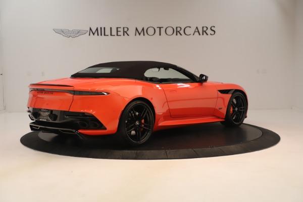 New 2020 Aston Martin DBS Superleggera for sale Sold at Maserati of Westport in Westport CT 06880 27
