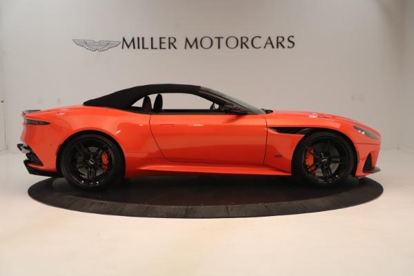 New 2020 Aston Martin DBS Superleggera for sale Sold at Maserati of Westport in Westport CT 06880 28
